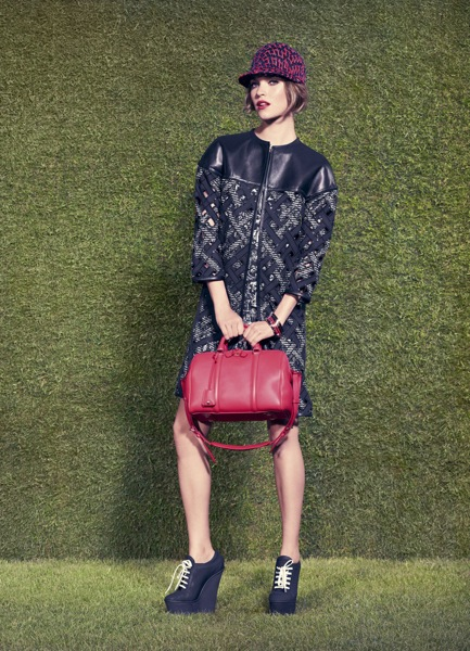 Louis Vuitton - курортная коллекция 2012